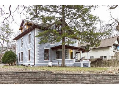 Saint Paul Single Family Home For Sale: 2125 Scudder Street