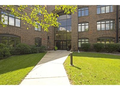 Edina Condo/Townhouse For Sale: 5555 Dewey Hill Road #308