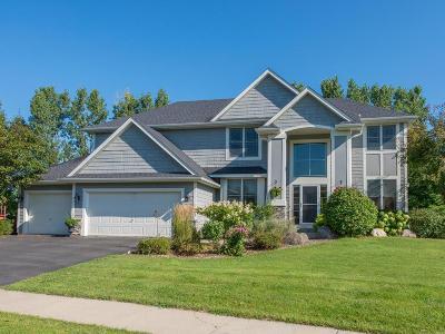 Eden Prairie Single Family Home For Sale: 18900 Explorer Trail