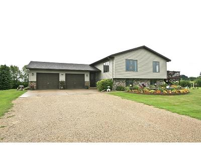 McLeod County Single Family Home For Sale: 20496 Lake Hook Road
