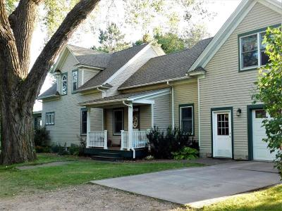Pine City Single Family Home For Sale: 11455 Henriette Road