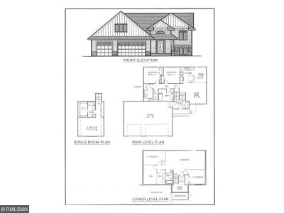 Lindstrom Single Family Home For Sale: Xxx Lot 2 Block 3