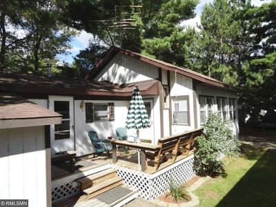 Crosslake Single Family Home For Sale: 11651 Milinda Shores Drive #24