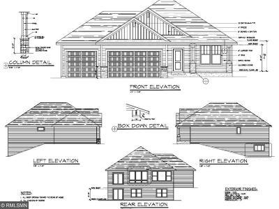 Hugo Single Family Home For Sale: 4567 N 159th Street