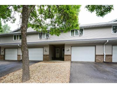 Coon Rapids Condo/Townhouse Contingent: 877 104th Lane NW