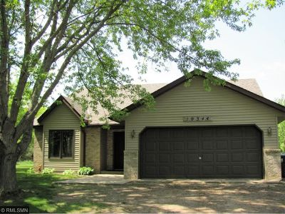 Sherburne County Single Family Home For Sale: 10344 County Road 23 SE