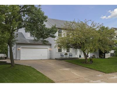 Lakeville Single Family Home For Sale: 8870 163rd Street W