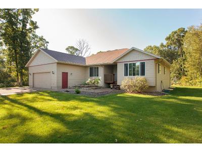 Crosslake Single Family Home For Sale: 33762 Dancing Bear Drive