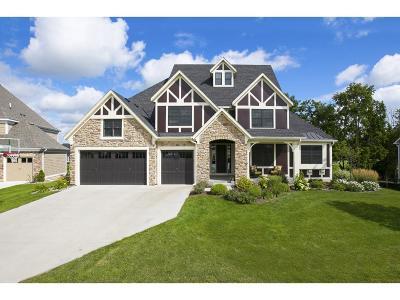 Eden Prairie Single Family Home For Sale: 16597 Wuttke Crossing