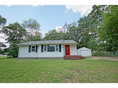 Blaine Single Family Home For Sale: 8550 Able Street NE