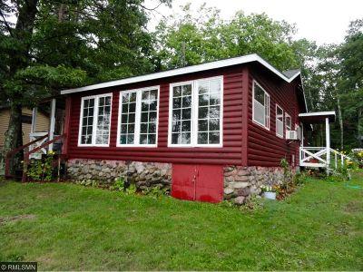 Brainerd Single Family Home For Sale: 17396 Paradise Shores Road