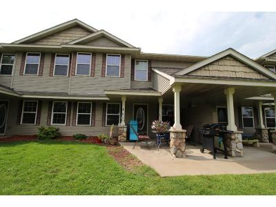 Isanti Condo/Townhouse For Sale: 907 Winsome Way NW