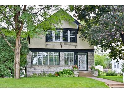 Minneapolis Single Family Home Contingent: 5106 Lyndale Avenue S