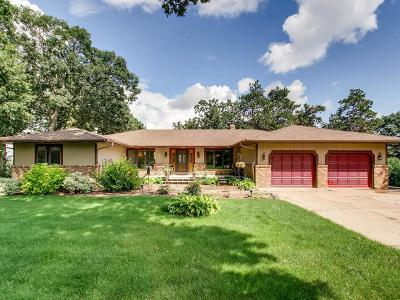 Chisago County, Isanti County, Pine County, Kanabec County Single Family Home For Sale: 27455 Leah Lane