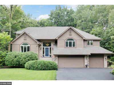 Eden Prairie Single Family Home For Sale: 6222 Mallory Lane