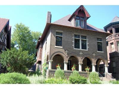 Saint Paul Condo/Townhouse For Sale: 339 Summit Avenue #2