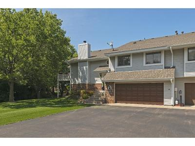 Eagan Condo/Townhouse For Sale: 1612 Clemson Drive #B