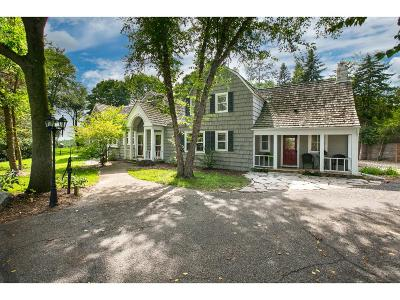 Eden Prairie Single Family Home For Sale: 10200 Wild Duck Pass