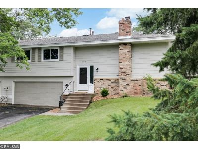 Bloomington Condo/Townhouse Contingent: 10215 Cavell Circle