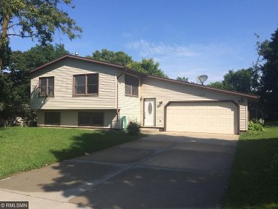 Faribault Single Family Home For Sale: 1010 Barron Road