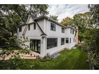 Edina Single Family Home For Sale: 5406 Abbott Place