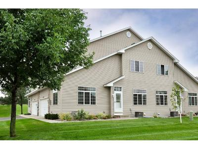 Coon Rapids Condo/Townhouse For Sale: 12736 Eagle Street NW