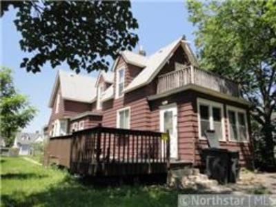 Minneapolis Single Family Home For Sale: 3410 Fremont Avenue N