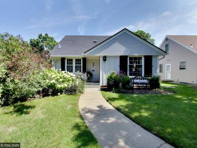 Minneapolis Single Family Home For Sale: 6027 Sheridan Avenue S