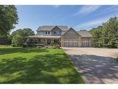 Elk River Single Family Home For Sale: 20562 Victoria Drive NW