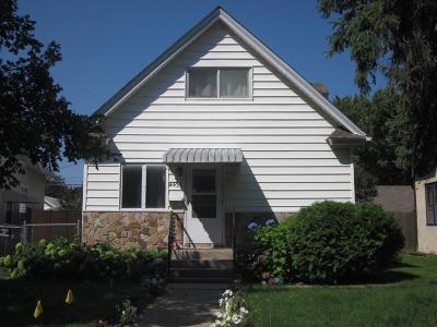 Minneapolis Single Family Home For Sale: 4436 43rd Avenue S