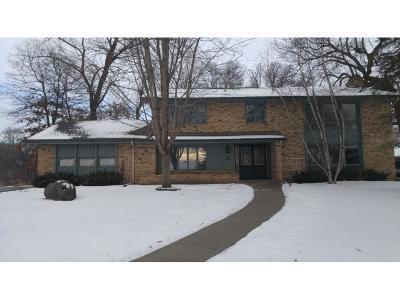 Edina Single Family Home For Sale: 6204 Schaefer Circle