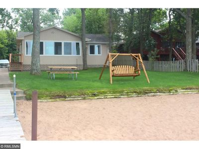 Single Family Home For Sale: 11222 Cove Drive