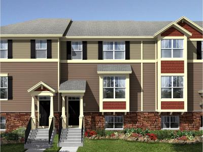 Maple Grove Condo/Townhouse For Sale: 8139 Central Park Way N