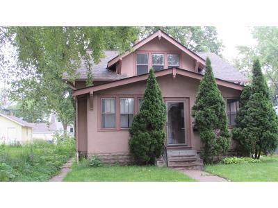Saint Paul Single Family Home For Sale: 733 Orange Avenue E