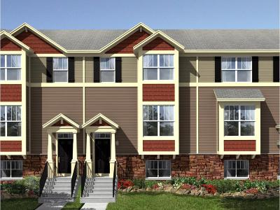 Maple Grove Condo/Townhouse For Sale: 8147 Central Park Way N