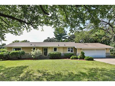Hennepin County Single Family Home For Sale: 4826 Royal Oaks Drive
