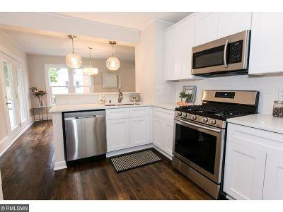Minneapolis Single Family Home For Sale: 3301 Taylor Street NE