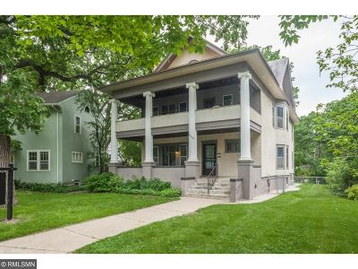 Minneapolis Multi Family Home For Sale: 2433 W 22nd Street