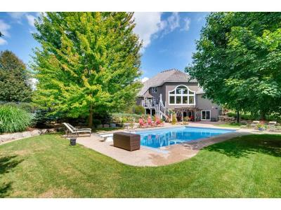 Hennepin County Single Family Home For Sale: 8580 Crane Dance Trail