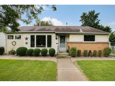 Saint Paul Single Family Home For Sale: 968 California Avenue W