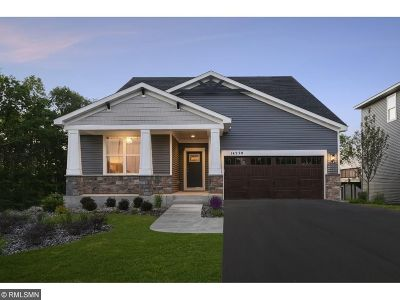 Hennepin County Single Family Home For Sale: 8274 Oakview Court Court N