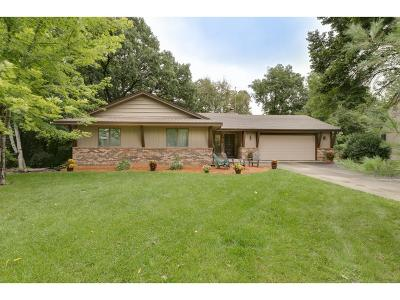 Hennepin County Single Family Home For Sale: 14820 Ironwood Court