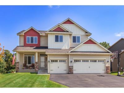 Hugo Single Family Home For Sale: 13973 Geneva Avenue N