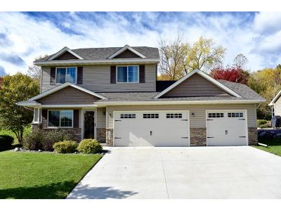 Elk River Single Family Home For Sale: 17932 Nixon Drive NW
