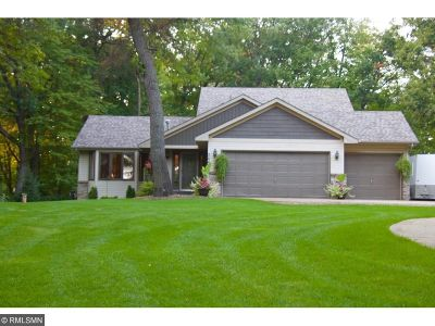 Ham Lake Single Family Home For Sale: 3443 NE 149th Lane