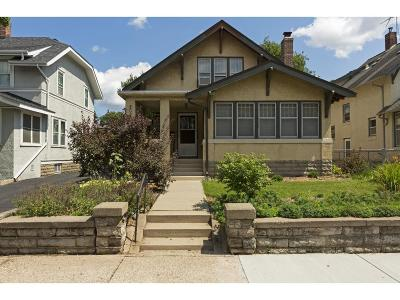 Hennepin County Single Family Home For Sale: 4241 Bryant Avenue S
