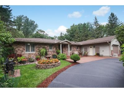 Coon Rapids Single Family Home For Sale: 870 84th Lane NW