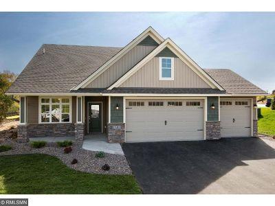 Hugo Condo/Townhouse For Sale: 4875 Prairie Trail N