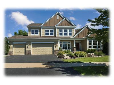 Maple Grove Single Family Home For Sale: 17746 74th Place N