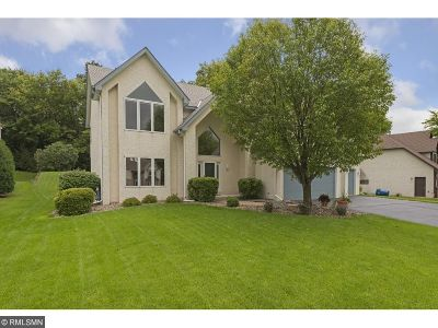 Plymouth Single Family Home For Sale: 4720 N Goldenrod Lane